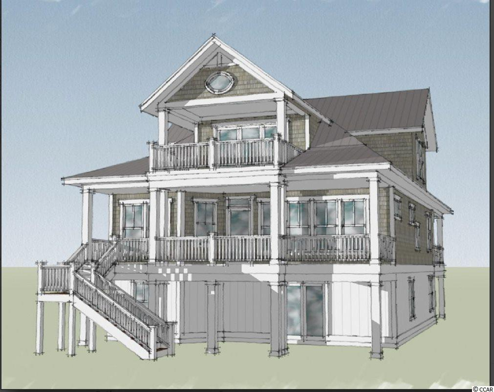 Build your dream custom home on the Intracoastal Waterway!  Attached plan can be modified to your specifications.  Home will be completed with granite counters in kitchen and baths, synthetic all weather decking, hardiplank with brick accents, stainless appliances, carpeting in bedrooms and hardwoods or tile in living areas. Or bring your own plan! All plans must be approved by community ARB.   This home is in The Battery on the Waterway which is a cozy gated community with boat storage, day docks, and an just an short bike ride to the beach via the East Coast greenway trail just outside the neighborhood.  The Bike and Run Park is adjacent to the community as well.  Looking for a small community where you can get to know your neighbors and love life on the water?  This is it!  *Construction process will not begin until buyer is under contract.