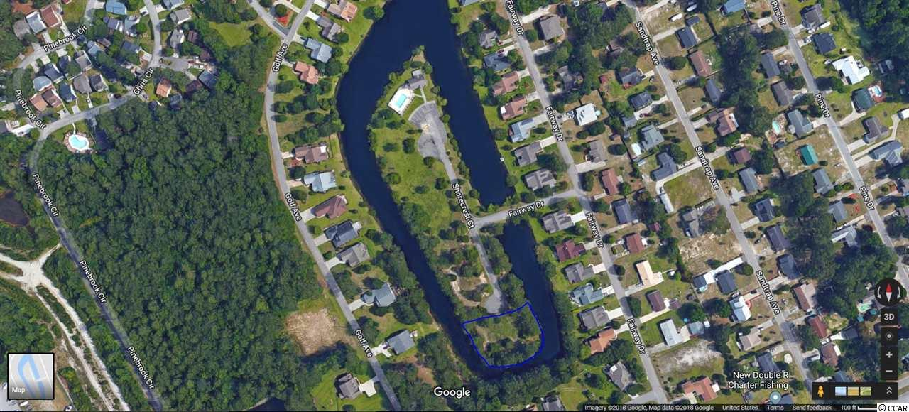 This corner lot located on a cul-de-sac is the largest of only 9 lots available on the island at Lakeside at Eagles Nest. These exclusive lots are the only gated lots in the community. A great lot to build your dream home.