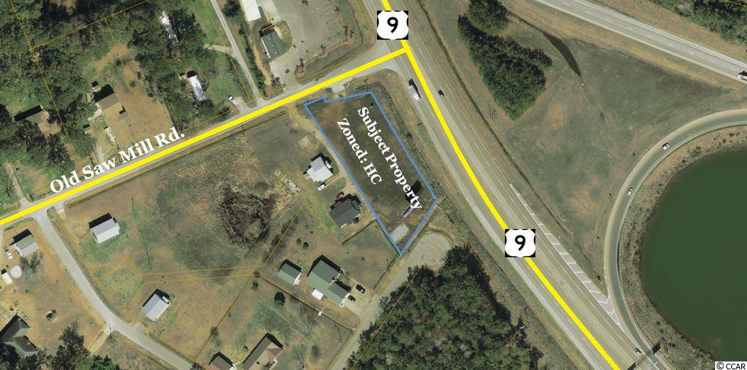 This lot is located in a growing area with great daily traffic count. The HC zoning allows many uses for this property. Don't miss this opportunity for a great property.