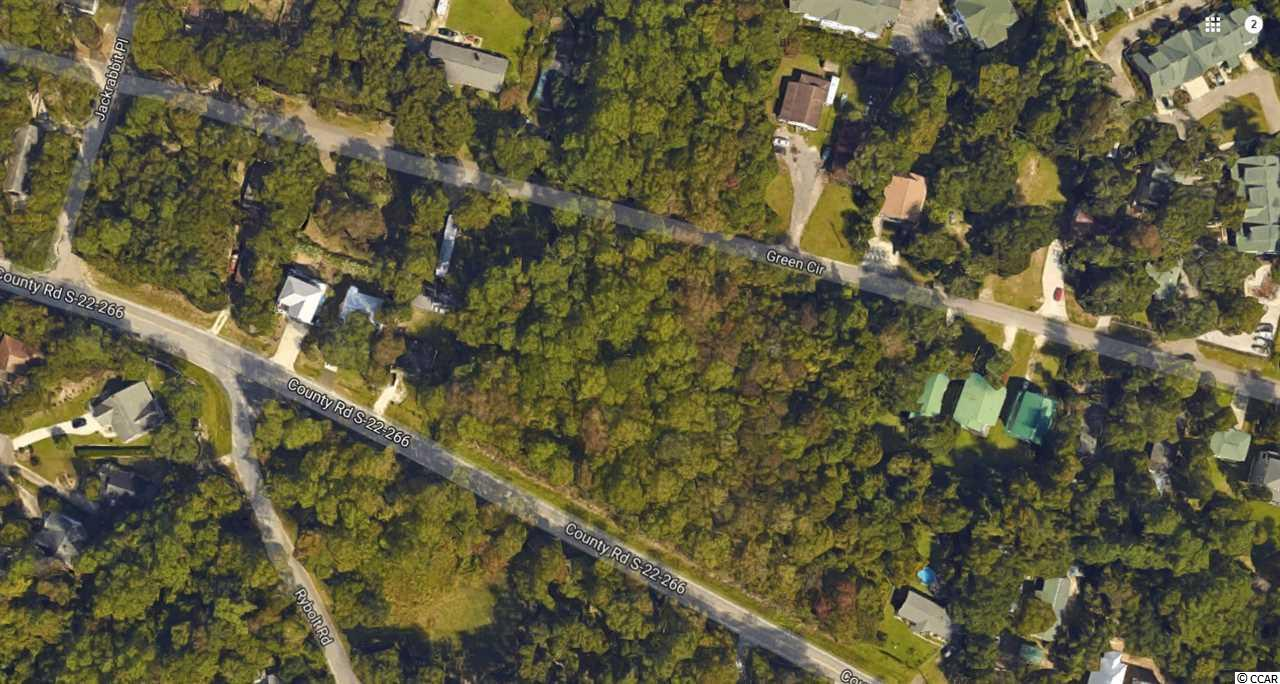 Build your dream home in Pawleys Island. Lot size is an estimate and important please measure. All other information to be verified by buyers agent.