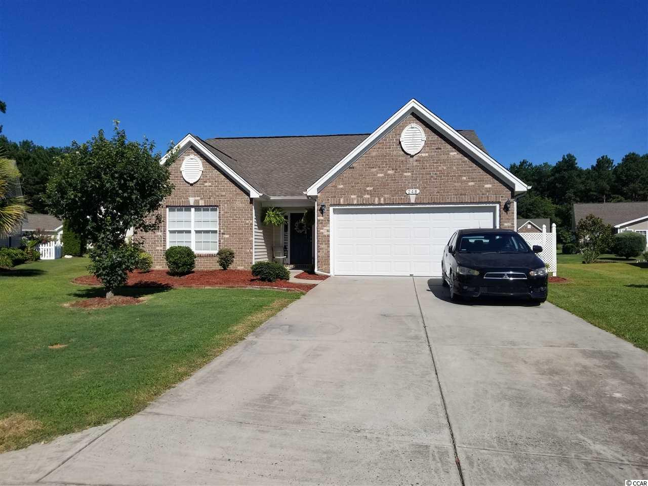 Spacious 3 bedroom, 2 bath home located in the highly desired International Club in Murrells Inlet. This home features an open floor plan, large lot on cul-de-sac, and all home furnishings and decor are negotiable. DO NOT miss this opportunity! Conveniently located to area shopping, restaurants, schools, The Murrells Inlet Marshwalk, and area beaches.