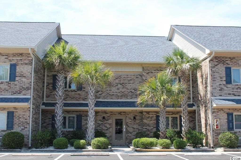 You have found your place at the beach. This condo features a open kitchen, living and dining area complete with a breakfast bar. The bedroom is quite spacious and has three closets. There is a washer and dryer for your convenience. You can sit on the balcony and enjoy the Carolina weather with a lovely water view. Plantation Resort is a well manicured community that is conveniently located to area restaurants and only about a mile to Surfside Beach. Square footage is approximate and not guaranteed. Buyer is responsible for verification.