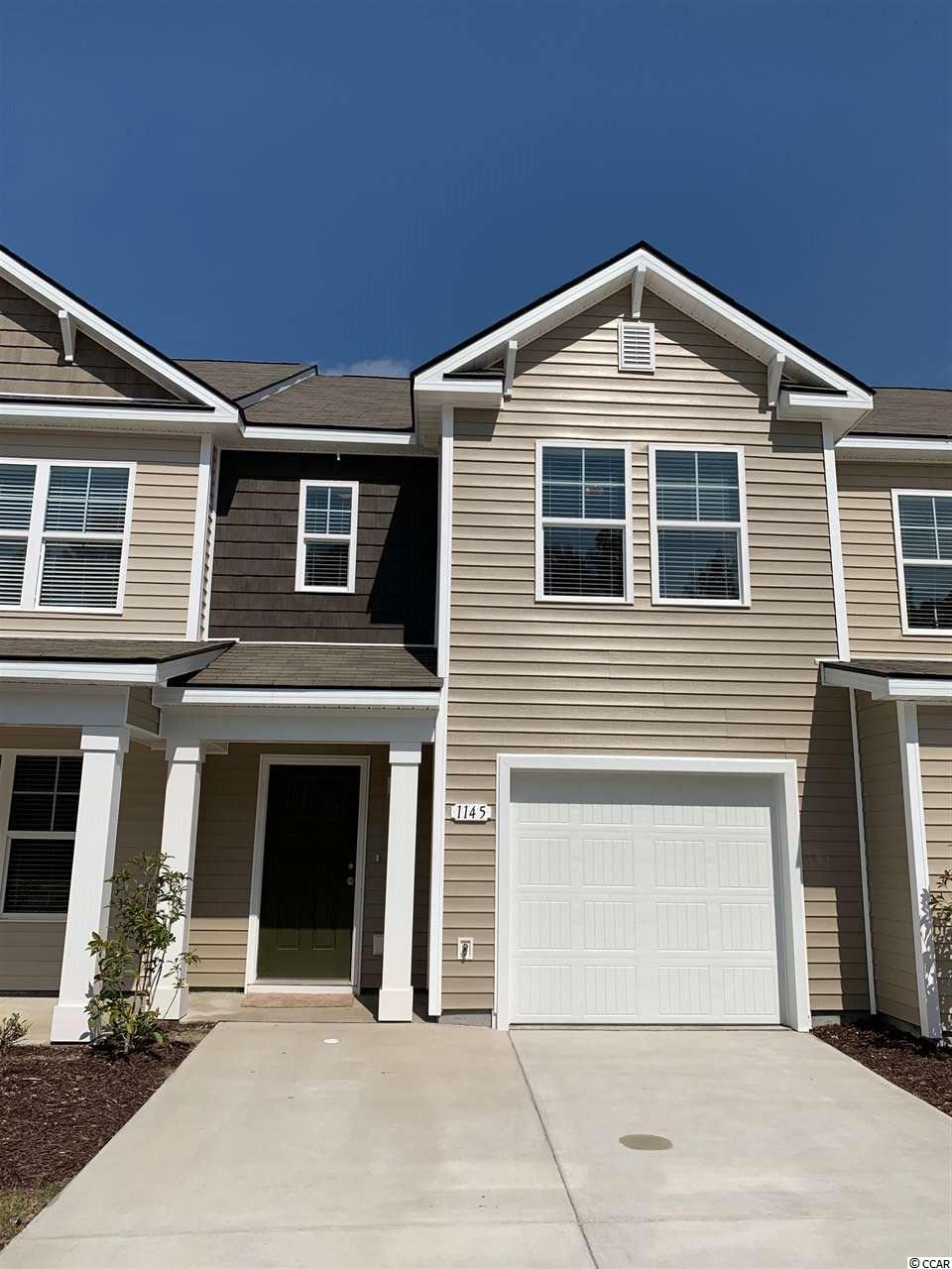 Great open floor plan great for entertaining. Stainless steel appliances. Close to shopping, great restaurants, and Coastal Carolina University. Just 20 minutes from the beach. Pictures are of a similar Durham and are for representation only. Square footage is estimated and buyer is responsible for verification.