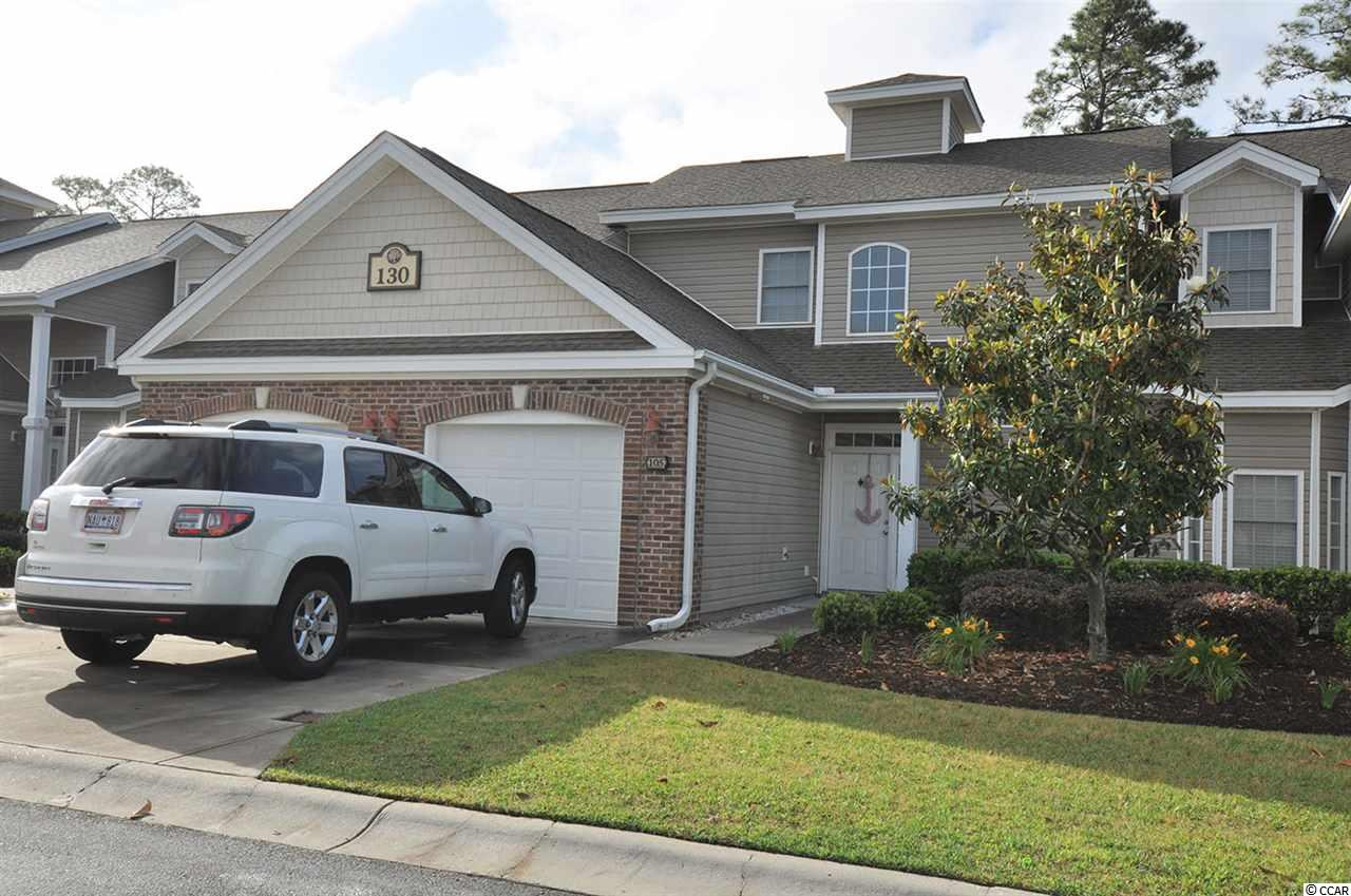 This community is a little hidden secret yet located just minutes from Conway Hospital, CCU, HGTC, , shopping, dining and of course, the beach! This 2 Bedroom, 2.5 Bath Townhouse/Condo is in the small community of Willow Trace - at Burning Ridge Golf Course. This townhome offers a two story living area with fireplace and is bright and welcoming. There is a spacious master suite downstairs with attached bath offering a double vanity, and separate tub and shower. Upstairs has 1 additional bedroom, a full bath and a wonderful open loft/flex space that overlooks the downstairs and is perfect for an office or play area. A single car garage and private patio area makes this the perfect and affordable place for you! Excellent location which is close to everything including CCU, HGTC, shopping, restaurants and only a short distance to the beach.