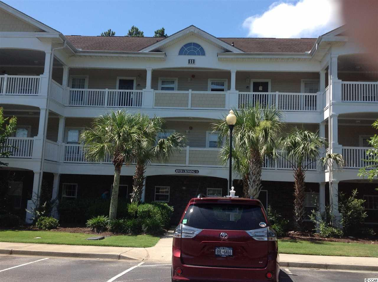 Bright and airy 2 bedroom, 2 bathroom unit features an open floor plan with a spacious kitchen area. This unit has been exceptionally cared for by the owners and it shows it. The community swimming pool is just steps away from this rare 1st floor unit. Enjoy your membership to the Barefoot Resort Beach Cabana that offers gated parking and private beach access or take the shuttle service there if you do not want to drive to the beach. If you enjoy golf you will have 4 championship golf courses at your disposal and lets not forget the 15,000 square foot salt water swimming pool directly on the Intracoastal Waterway for your enjoyment. Air handler/condensing unit was just replaced in 2015. Come and enjoy all that this destination resort has to give , Come enjoy the BAREFOOT life style. Measurements are approximate and not guaranteed, buyer is responsible for verification.