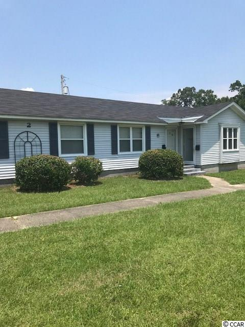 Looking for a quaint two bedroom cottage style condo in Downtown Conway? This unit has hardwood floors throughout and tile flooring in the bath! Located within walking distance of everything downtown has to offer!! Call today to see this great property!!!!