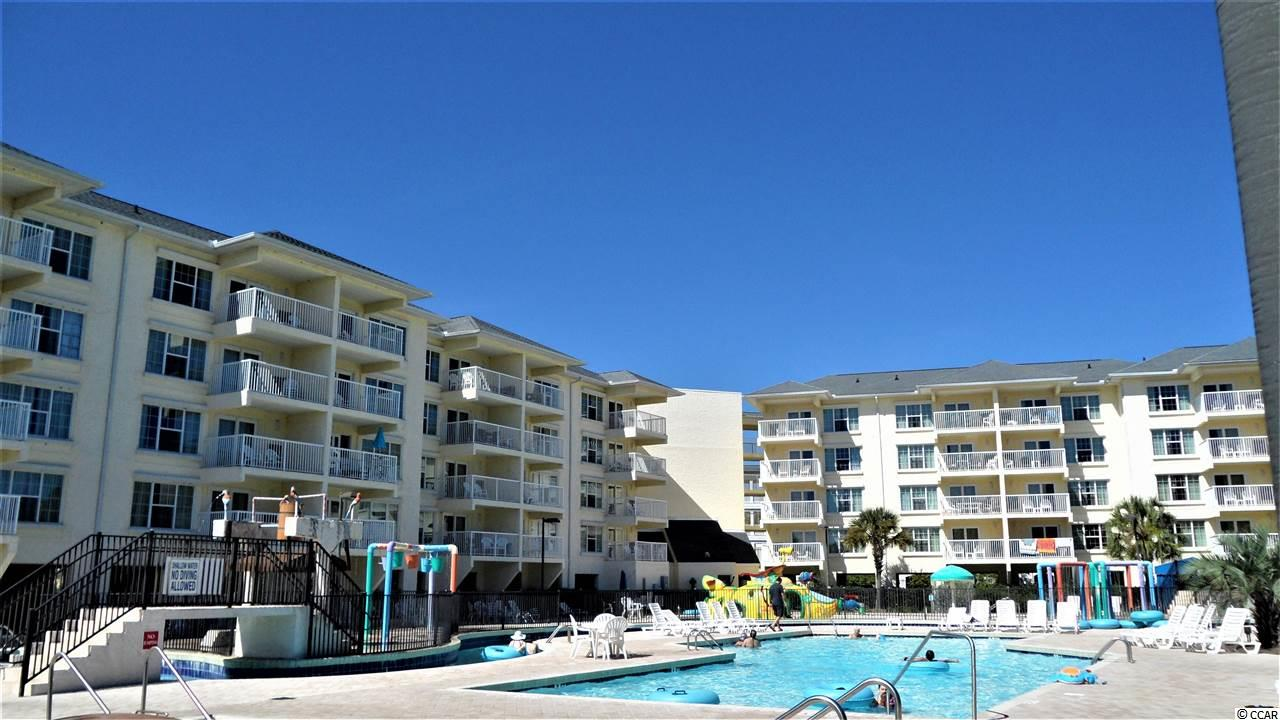 Come see for yourself! Located at Litchfield By The Sea off of Retreat Circle (building by the Lake and Pool). Enjoy all the beautiful Amenities that includes a lazy river, pool, shuttle to ocean during peak season, private beach access through Litchfield By The Sea. Litchfield By The Sea has a Fitness Center with an indoor pool. What a deal for a desirable top floor unit ! This unit boasts granite Kitchen counter-tops, crown molding in the Living Area, a tiled shower, pull out sofa, 2 double beds in bedroom, you must see this unit for yourself! Why pay more when you can own this 4th floor unit with amazing views. Close to entertainment, golf, the areas best dining spots and lots of shopping. Just minutes to Brookgreen Gardens and Murrells Inlet MarshWalk. Unit is on the rental program at Litchfield by the Sea with future bookings already in place. Have your agent call the front desk for verification. All measurements, square footage are approximate and not guaranteed. Buyer is responsible for verification of such as well as HOA amount and what's included. Motorcycles are permitted in the overflow Parking Lot.