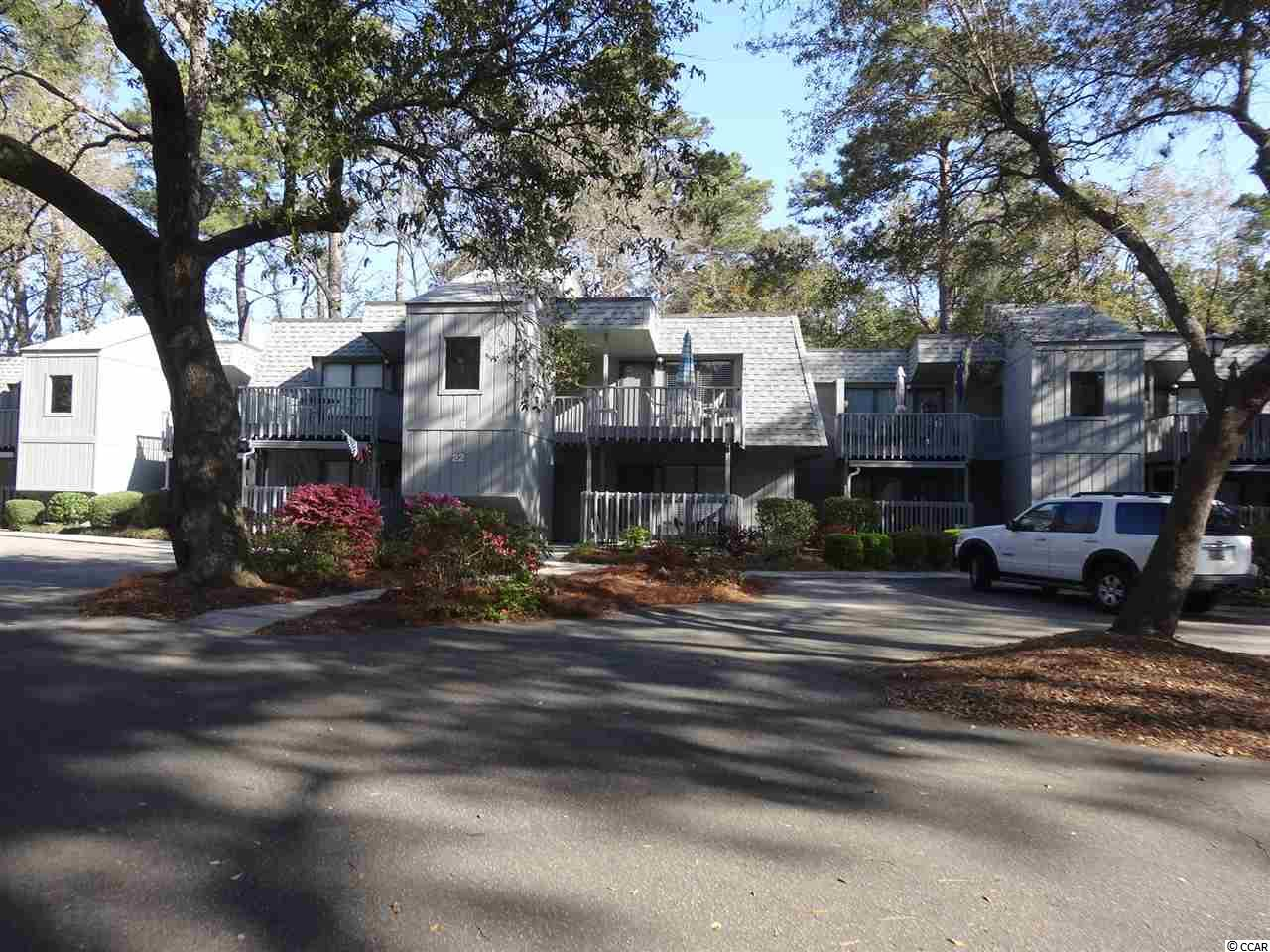 First floor unit with 2 bedrooms and 2 baths, plus patio. Selling furnished with exception of personal items. Salt Marsh Cove is a well established community located on the creekside of Litchfield Mainland and is conveniently located to beach (5 minutes!), shopping, and restaurants. The grounds are beautifully maintained and there is a community dock on the creek, and a pool with clubhouse.