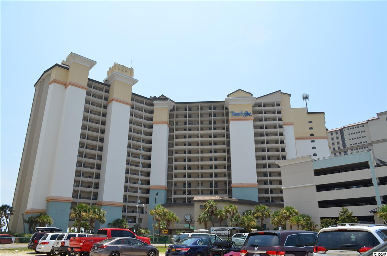 Wonderful stretch of views from this one bedroom ocean front condo that features updated kitchen with granite counter tops. Updated bathroom vanities with granite tops. This comfy condo has plenty of amenities for the entire family to enjoy such as onsite restaurants, spa, game room and plenty of water activity area whether it be the pools or the ocean. If you want to step out, Barefoot Landing is just across Hwy 17 where you will enjoy shopping, dining and entertainment venues.