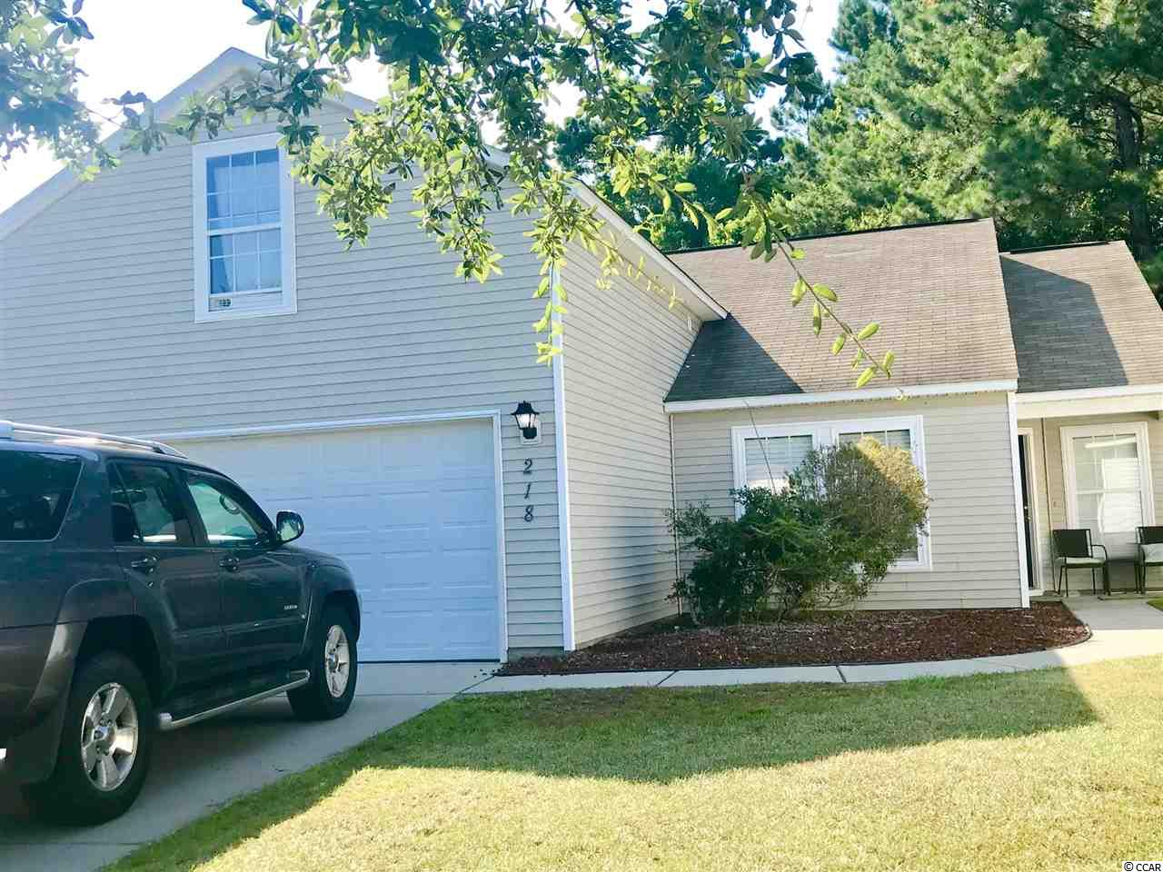 Investors don't miss this Amazing deal on this 4 Bedroom, 2 1/2 Bath home with great tenant in place located in the Bellegrove Community in Carolina Forest. You will be pleasantly surprised by the open floor plan! First floor master with a walk-in closet. Great central location in the highly desired Carolina Forest area and close to all the Grand Strand has to offer. Great schools, great championship golf courses, excellent restaurants, entertainment and shopping. Priced to sell!!