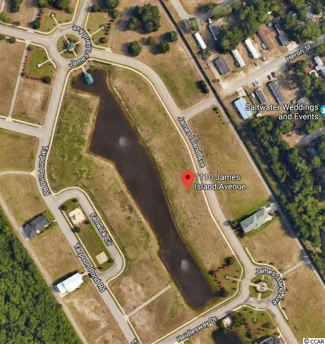 Oversized lot in Charleston Landing easily large enough to accommodate a ONE-LEVEL HOME or a 2-story home. Any home will have great views and wonderful amenities to enjoy. (On the pond!) Call listing agent for more detailed information about the building process, and ARB approvals.