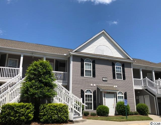 Three bedroom, two bath, second floor condo in gated Pawleys Pavilion. Convenient to all that Pawleys Island and Litchfield offer and close to schools. Two bedrooms are off the entrance hallway and share a bath with laundry convenient to both. The owners suite is at the rear of the condo off the great room separate from the other bedrooms. Open concept. The great room is spacious and includes a dining area. Master has two closets and en suite bath. If looking for a condo in a convenient area in a community with a pool this is it. Close to beaches, shopping, medical facilities, restaurants, golf courses and schools and so much more. Square Footage is approximate and not guaranteed. Buyer is responsible for verification.