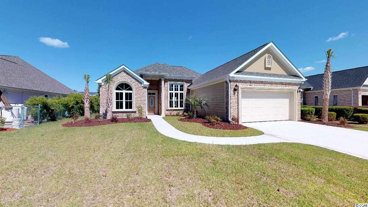 """This Home is located on The Intracoastal Waterway,it has Granite Counter Tops in the Kitchen and both Baths, Engineered Hardwood Floors in the Living Area, Tile in the Kitchen, Bathrooms and Laundry Room. Double Tray Ceilings in the Living Area and Master Bedroom. The Master Bath has Both a Tile Shower and Whirlpool Tub. The Kitchen has staggered 36"""" and 42"""" Cabinets and is Equipped with Kenmore Stainless Steel Appliances, Including a Side By Side Refrigerator. You will be Proud and Happy to Invite Your Family and Friends into Your New Home. All Measurements are deemed approximate. It is the Buyers responsibility to confirm. Builder has installed a New Sea Wall and has Dock Permit in hand."""