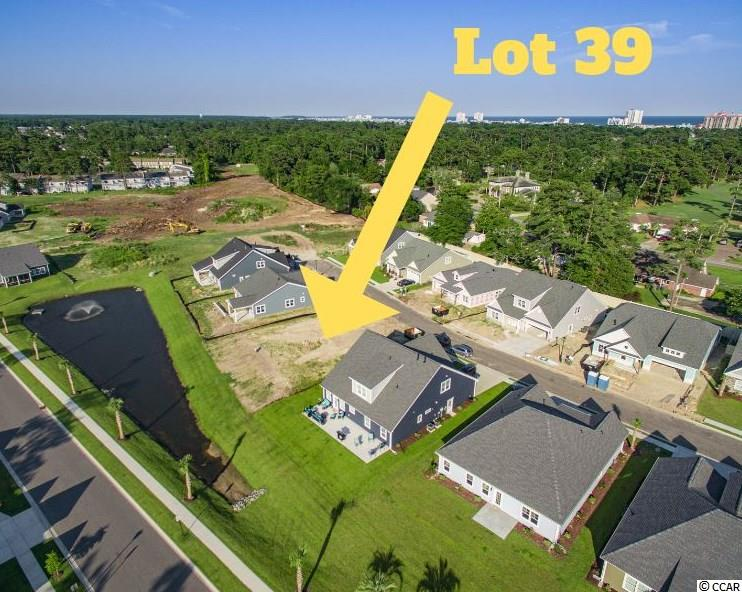 Now is your chance to purchase this gorgeous privately owned home site overlooking a pond.  Come discover the best new construction community East of Hwy 17 located off 11th Ave N. in North Myrtle Beach. Robber's Roost features beautiful new construction homes with high quality building materials and energy efficient building practices. All homes boast James Hardie ColorPlus siding & trim, natural gas heat, tank less water heater, range, and natural gas log fireplace. This is a the perfect opportunity to purchase your home site and build your dream home in the most convenient location along the Grand Strand. Robber's Roost has direct access to Coastal North Town Center perfect for grocery shopping at Publix, a shopping spree at TJ Maxx, Ulta Beauty, Ross, or Rack Room Shoes, or enjoy a great meal and watch a game at Hickory Tavern. Enjoy all that the North Myrtle Beach area has to offer with direct public beach access with parking less than 1 mile from your doorstep!! Put your car keys on the shelf and hop on your golf cart or bicycle and start living the beach life today!! Call today to start making your beach dreams a reality.