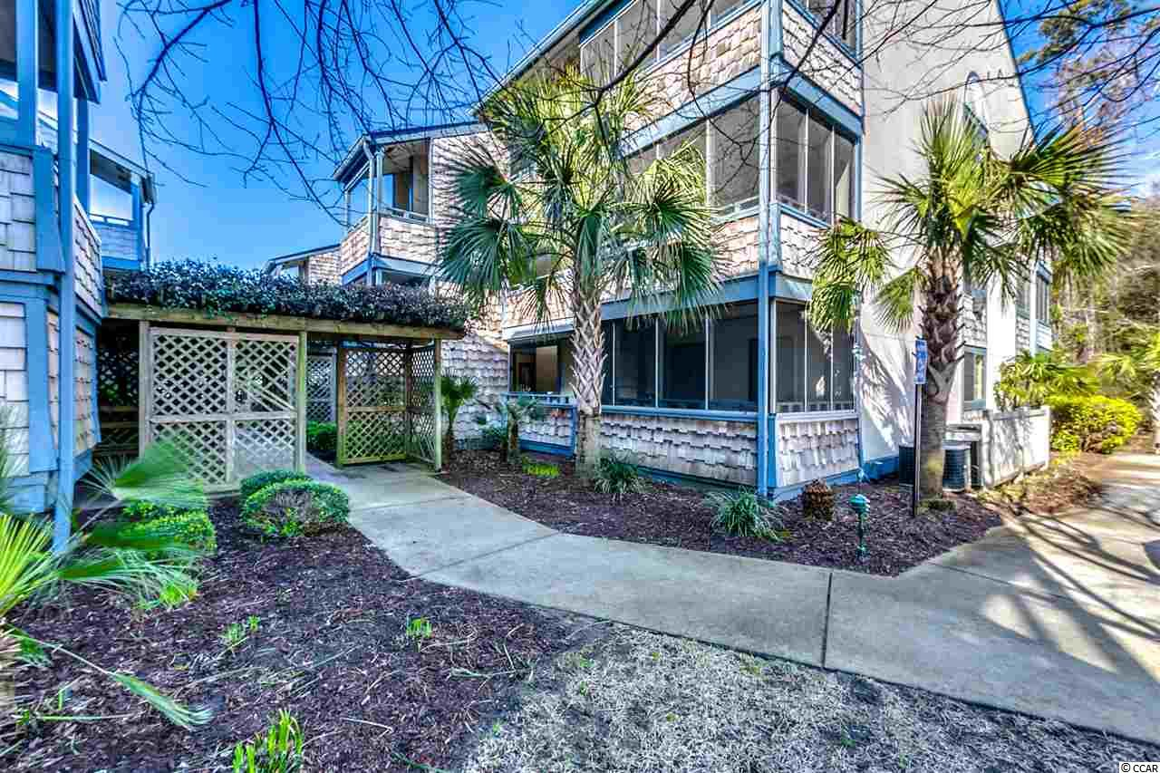 Perfect opportunity to own a primary or vacation home in a wonderful section of Myrtle Beach with just a short walk to the beach. Spacious, well kept condo with upgrades such as plank and tile flooring, stainless appliances, kitchen backsplash and updated mater bathroom. The unit is located on the quiet third floor with nobody above you. There are two private balconies, one off the master bedroom. When you need a break from the beach, enjoy the amenities including both outdoor and indoor pools and hot tub. Ideal condo to use for your own vacations as well as rental income.