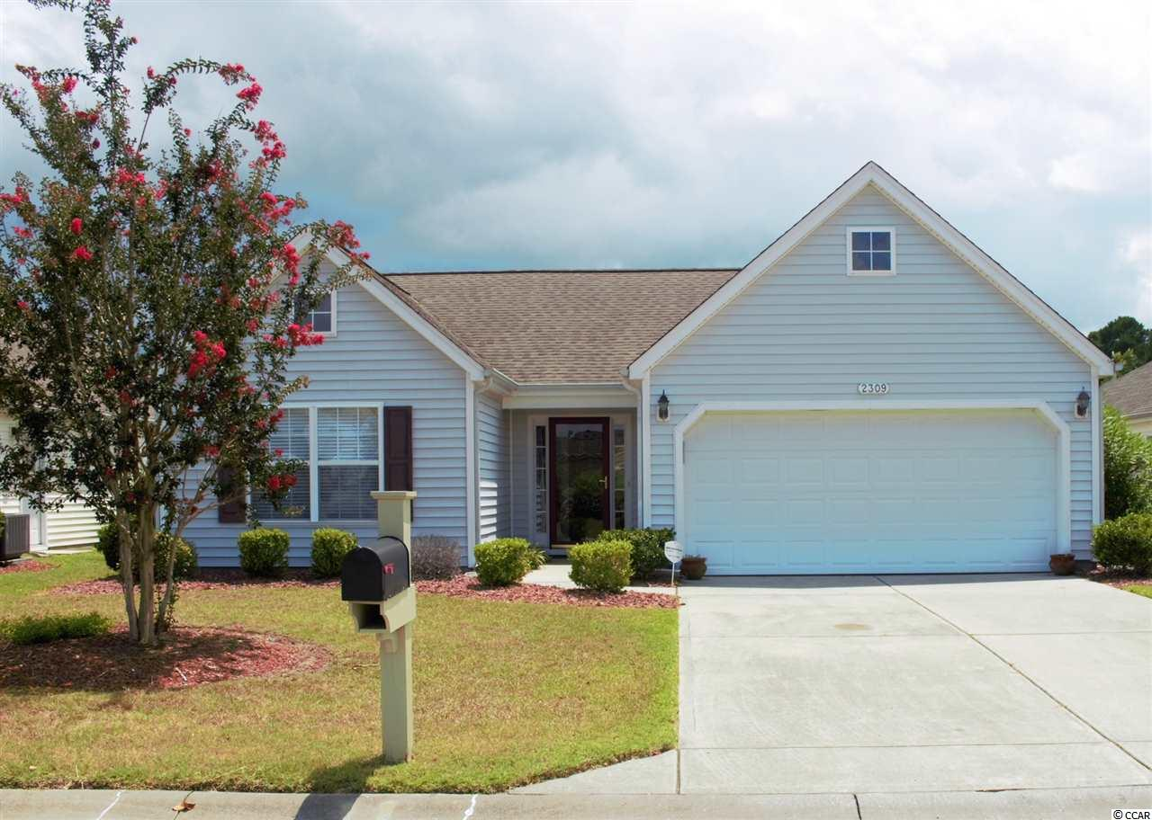 Nice floorplan on a private lakefront lot in the popular Farm at Carolina Forest. Kitchen includes new appliances, stove, dishwasher, washer, dryer, new HVAC system, and new sprinkler system in 2017. Enjoy a cup of coffee on the screen-in porch with spectacular view of the lake.