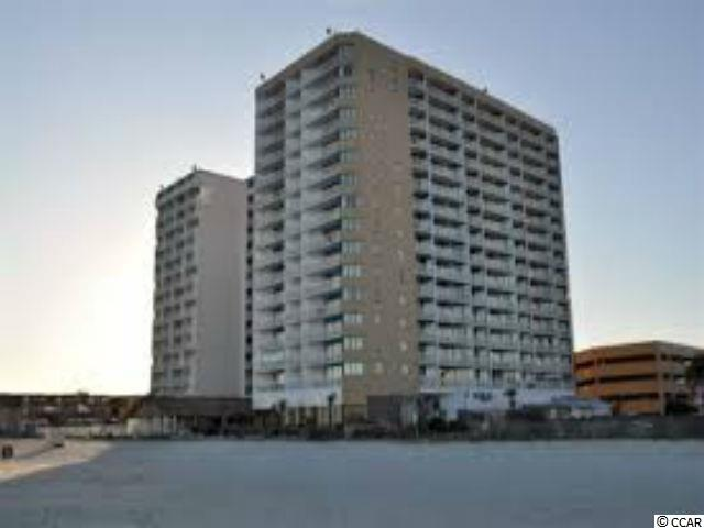 Turn Key Amazing All Up Dated Efficiency Condo on 14th Floor Fully Furnished with Beautiful Balcony Views. 2 Queen Beds. You can get rid of one of the beds and put a couch in for a living room space. Ready to rent or use as a second home. Right on the Ocean with 2 Swimming indoor/outdoor Pools, hot tub, fitness club, Lazy River by a bar. Bar/Restaurant on Premise . Close to downtown shopping, restaurants, golf, and entertainment.
