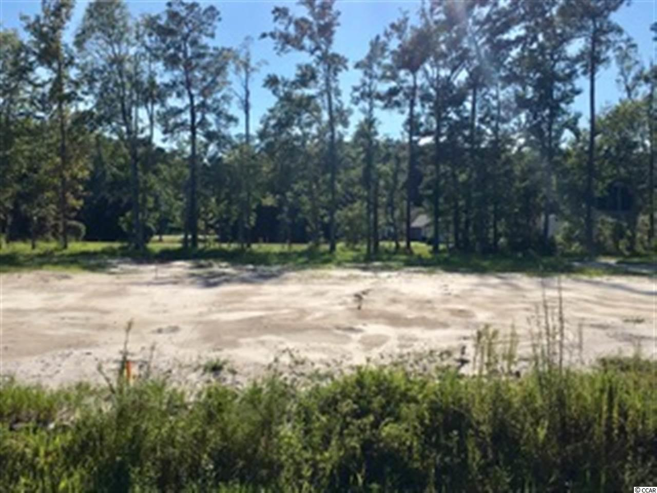 1/2 acre already cleared in highly desirable area of Little River with no hoa. No timeframe to build. Just minutes to the beach and all area attractions with easy access to area highways. Several lots together able to be purchased as package. Schedule your showing now.