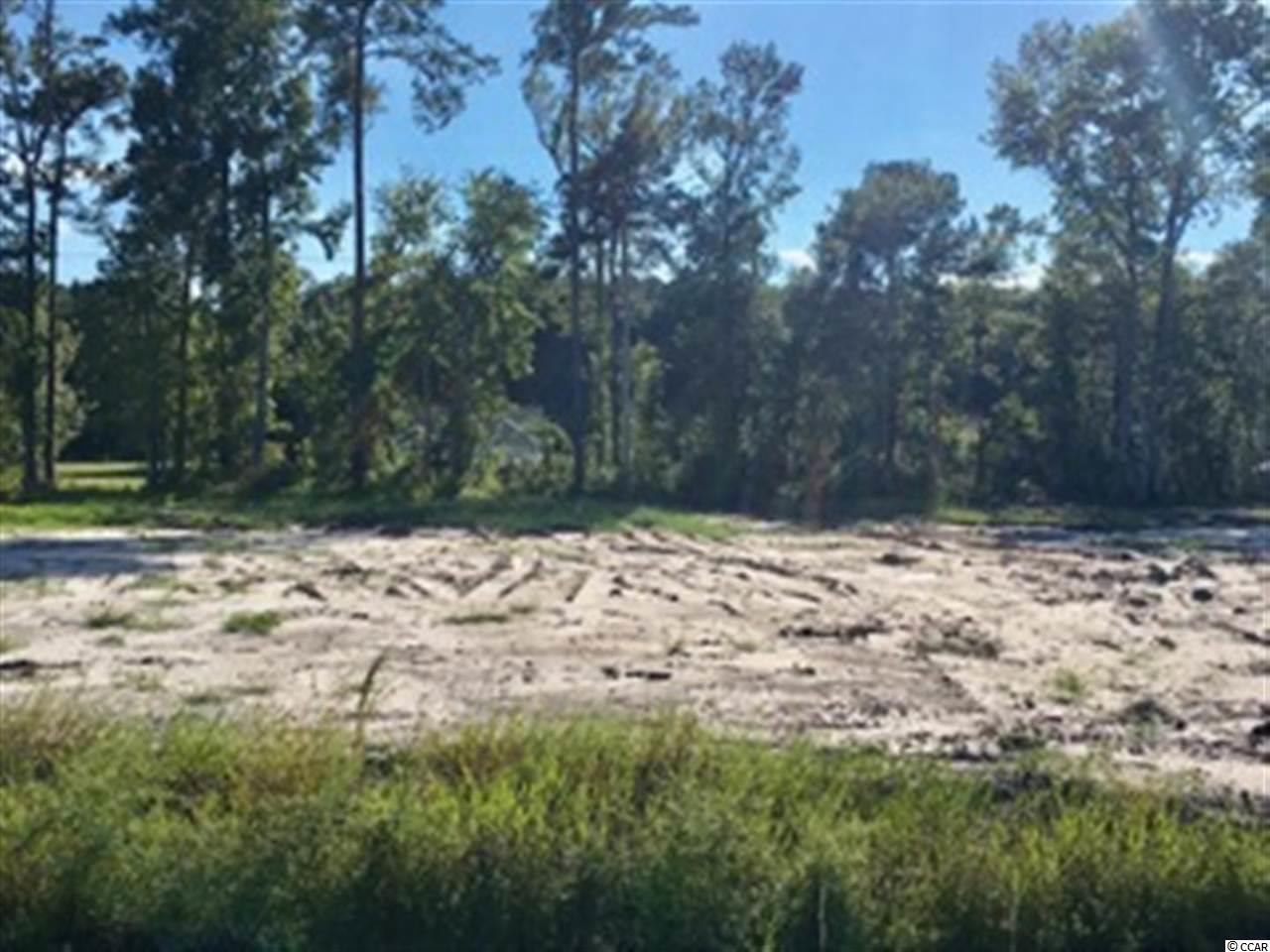 1/2 acre already cleared in highly desirable area of Little River with no hoa. No timeframe to build. Just minutes to the beach and all area attractions with easy access to area highways. Several lots for sale can be purchased together as a package. Schedule your showing now.