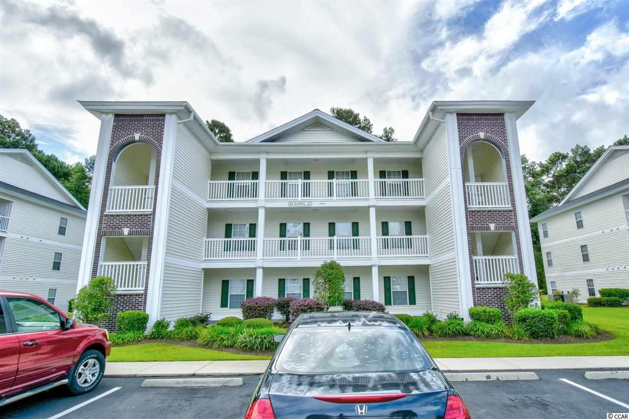 Golf Course View Condo in The Fairways At River Oaks : Myrtle Beach South Carolina