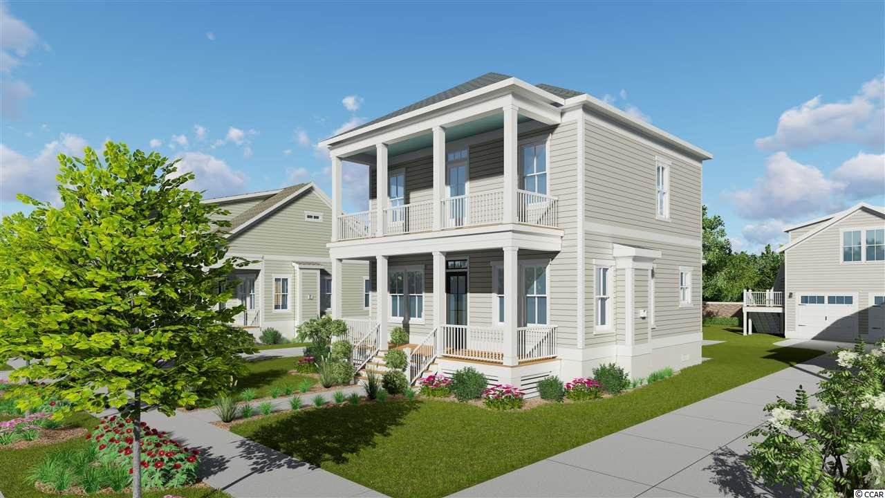 This is a to-be-built Seabrook home featuring 2247 sf with 4 bedroom and 3.5 baths NOW SELLING at Living Dunes- New construction homes with lakefront and water view real estate available. A Grande Dunes neighborhood on the north end of Myrtle Beach less than 1 mile from the ocean featuring lowcountry style single and multi-family homes constructed by locally renowned, CRG Companies. Built with higher-grade materials and green construction methods that surpass regulations allowing you to own a quality home that is energy efficient and eco-friendly. Design your Living Dunes home with many upscale features that come as a standard including cutting-edge home technology. As Myrtle Beach's first Gigabit community, Living Dunes provides residents with internet connections 100 times faster than the average meaning more time spent doing what you want. Residents have superior on-site amenities with a swimming pool, kiddie pool, clubhouse, 8 miles of walking trails, 10 acres of lakes, and green spaces. Thoughtful design and unprecedented amenities, the community's location offers convenient access to the beach, Grande Dunes Ocean Club, Marina, golf courses, and several major marketplaces with groceries, pharmacies, shopping, dining, fitness, health care, salons, and more. Live Local, Live Smart, Living Dunes.