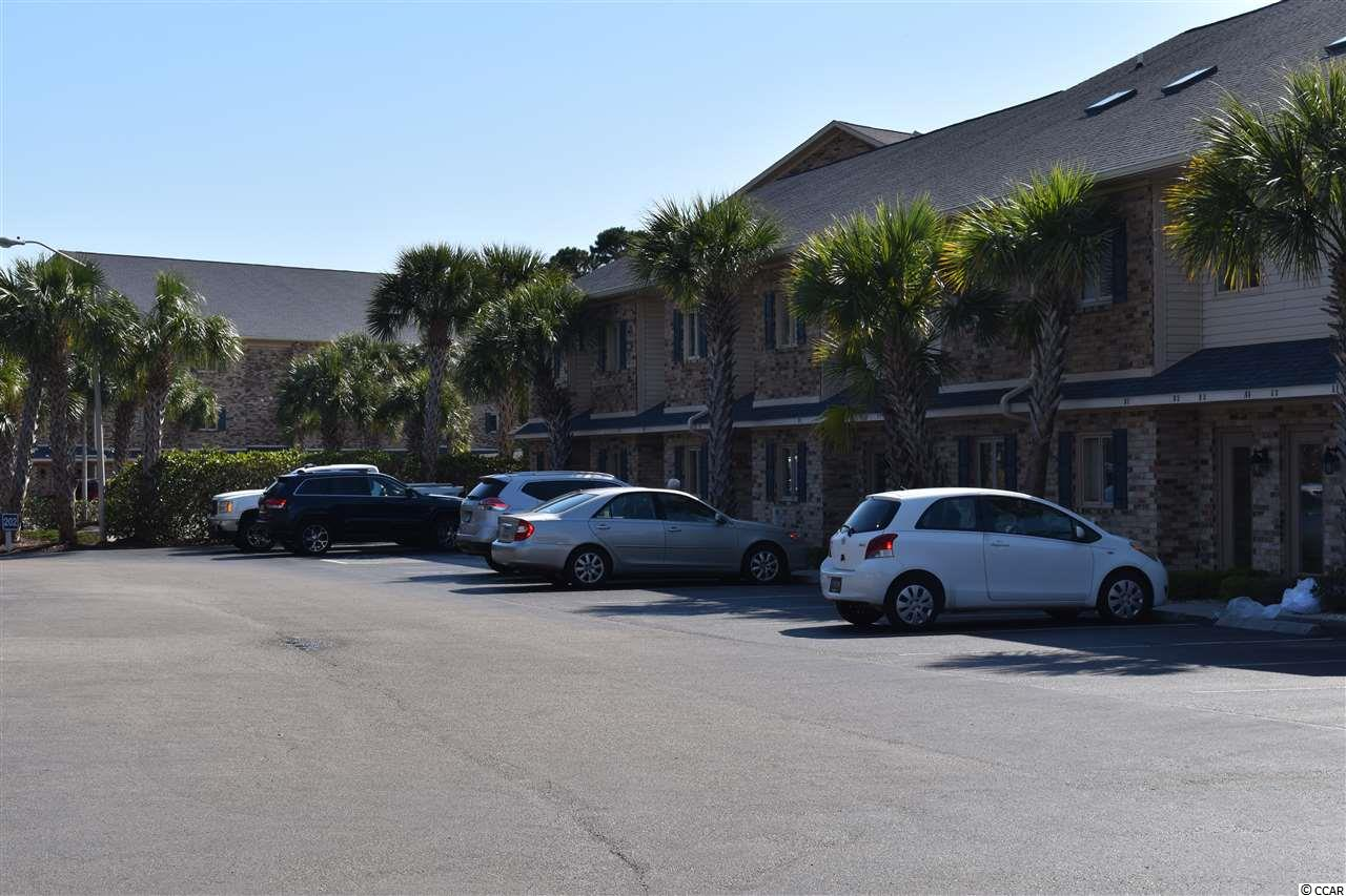 First floor, 2 bedroom, 1 and 1/2 half bath condo located just minutes from Surfside Beach. Great for vacation or second home or for someone looking for an investment. Spacious living room and dining area next to fully equipped kitchen with lots of cabinet space and a breakfast bar. Bedrooms have ceiling fans and large closets and both baths have vanities. After a full day at work come home to relax on the patio overlooking the picturesque pond . Conveniently located near some of the best shopping and dining in the Grand Strand area and just minutes from great golf courses, fishing locations and Myrtle Beach attractions. Don't miss out on this great opportunity! Schedule and your showing today!