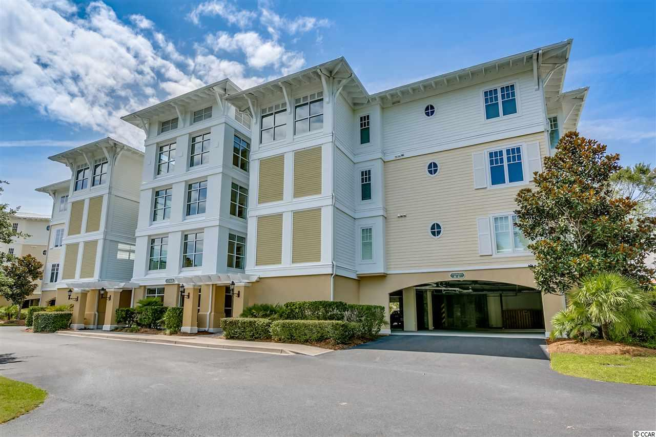 Here is your chance to own a luxurious condo on the Intracoastal Waterway in the prestigious gated community of Villa Marbella at Grande Dunes. This 2 bed 2 bath unit features new hardwood floors throughout the living areas and bedrooms, with tile in the kitchen and baths. The wow factor is the uninhibited 180-degree views of the ICW. There is a gourmet kitchen with luxurious granite counter tops and a breakfast bar. The units open floor plan flows from the kitchen to the dining room and living room, in the living room the large French doors open up to the screened porch. The view from the porch is absolutely breathtaking which makes it great for entertaining. In the living room there is also a fireplace for those cooler nights. The master bedroom, with private access to the rear porch has trey ceilings, and magnificent views. The master bath, has walk-in closet, double-sink vanity with granite countertops, walk-in shower and a granite-surrounded whirlpool tub. Villa Marbella is conveniently located close to all Myrtle Beach has to offer! Fine dining, shopping, entertainment, and only a short drive to the beautiful Atlantic Ocean. Come make Villa Marbella your new home.