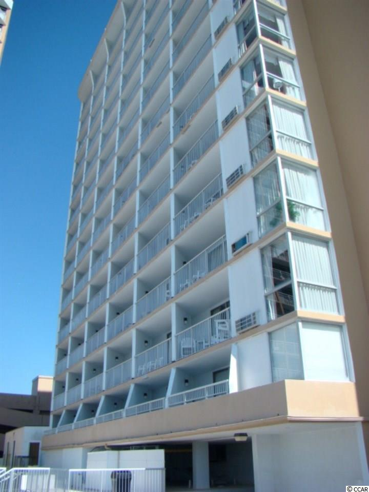 Great efficiency condo located with a marsh view in one of the most popular resorts in the Grand Strand. This condo is located on the 6th floor next to the elevator. Sands Ocean Club is home to the world famous Ocean Annies Beach Bar. Amenities also include indoor and outdoor pools, a lazy river, the Atlantis Spa , a game room , an onsite store , River City Cafe and Ocean Annie's oceanfront pool bar. Fabulous location-close to everything the Grand Strand has to offer including fine dining, golf, shopping and amusements. Whether you are looking for a rental property or the perfect vacation getaway, this is a must see! Square footage is approximate and not guaranteed. Buyer is responsible for verification.