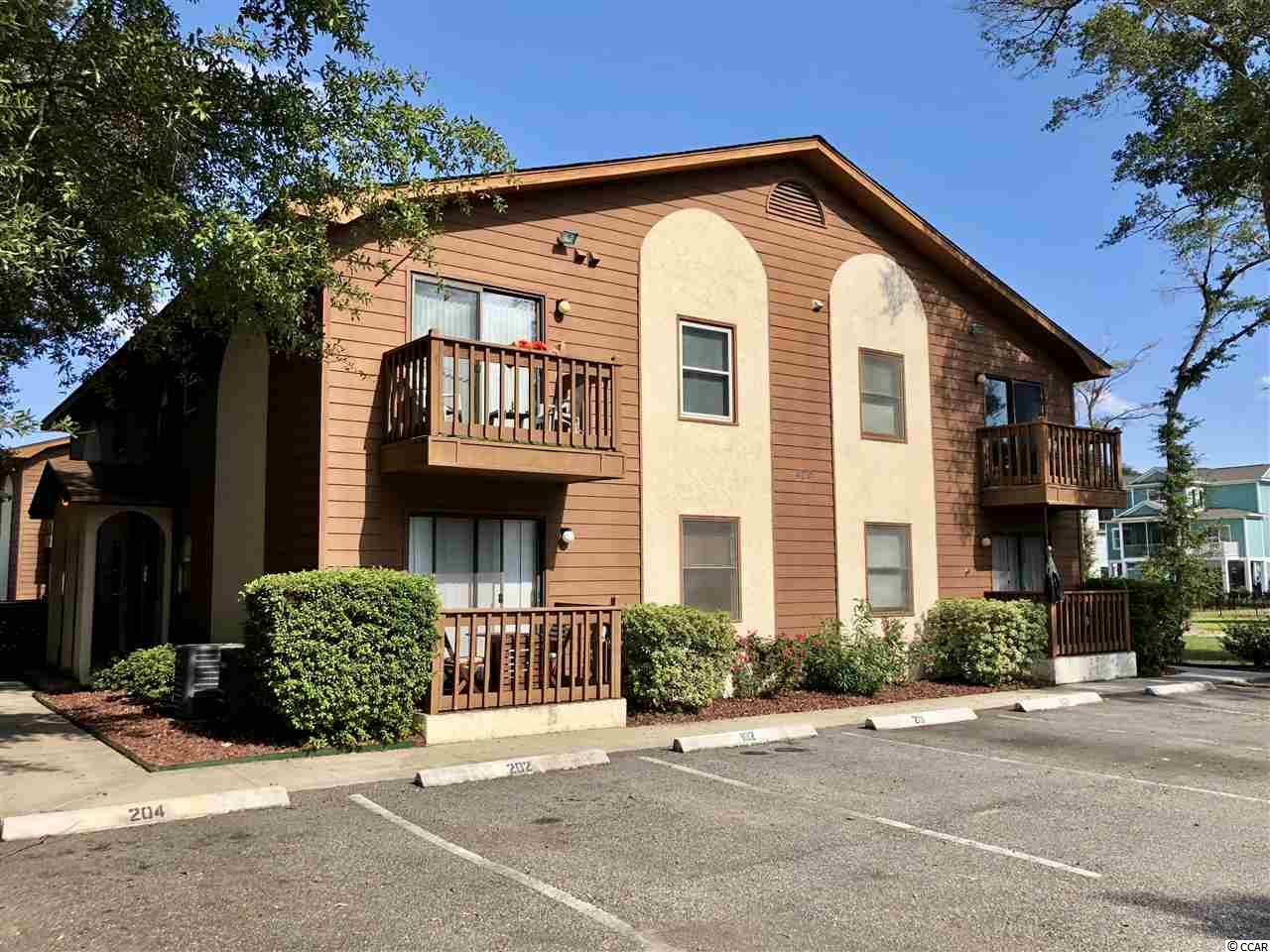 This 1 bedroom 1 full bath unit in Hacienda Gardens comes fully furnished and is a must see. Inside features a cozy and open floor plan with an abundance of natural light. This has been used as a second home and has been very well maintained. At the end of the street is a beautiful boardwalk and park on the Garden City/ Murrells Inlet Marsh. This is perfect for fishing, picnics, or letting the kids burn some energy. This unit is tucked away from all of the hustle and bustle but very close to all Garden City and Murrells Inlet have to offer. Water front dining, the Atlantic Ocean, golf, and shopping are all within a few short miles. This home is in a very desirable location and is a must see.