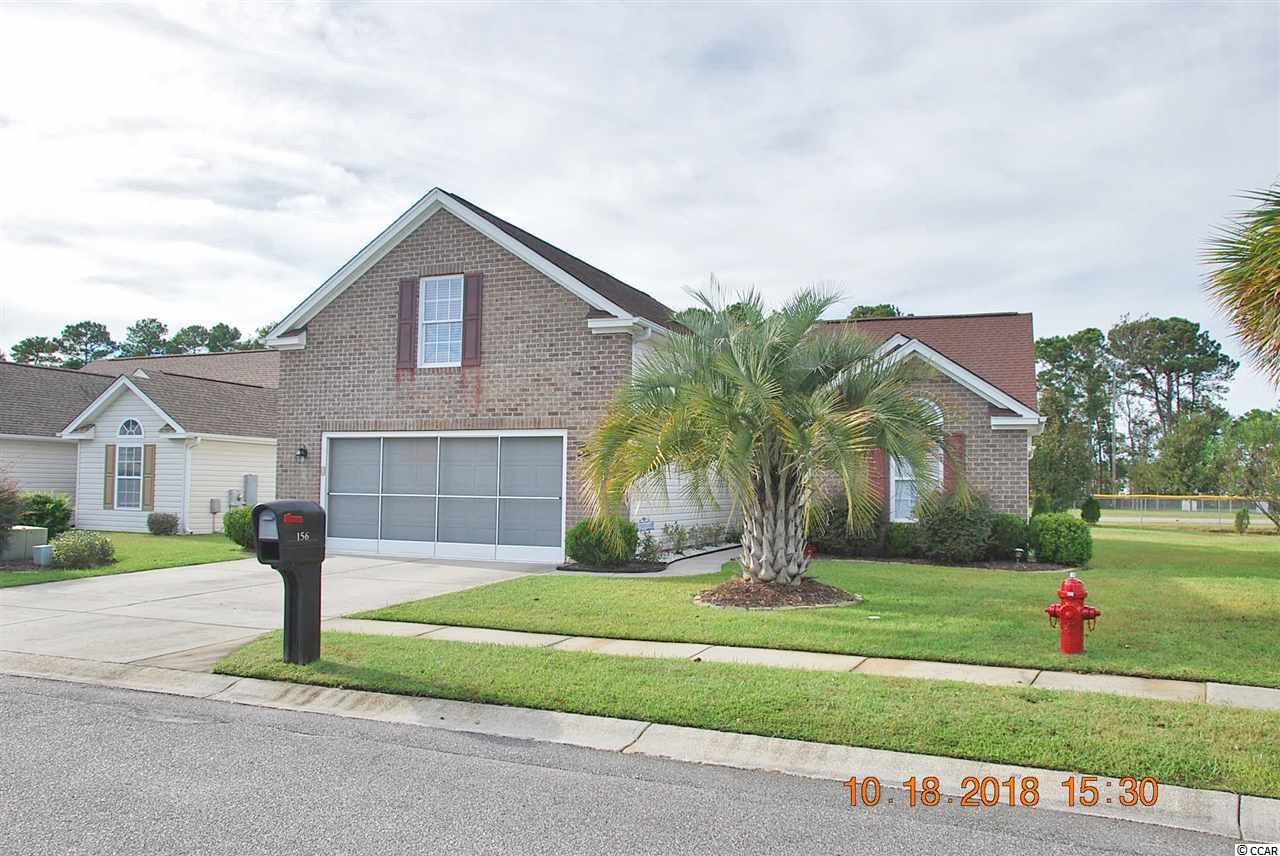 If you're looking for a large true 4 Bedroom Home in the Myrtle Beach area in excellent condition, look no further. This home has been well kept and is in pristine condition. Large open concept makes for a spacious home with plenty of room. As you walk in the home, you'll notice the nice separate dining area off of the kitchen and living area. Living room area is very large for plenty of couch and seating space. The elongated kitchen features updated granite counters and light colored cabinets. Off of the back of the living area and kitchen, home features an oversized sunroom which allows plenty of sunlight to enter the home. Master bedroom is very spacious and has a walk in closet and nice bathroom. This home has a split floor plan so the guest rooms are separated towards the front of the home off of the foyer. There is a staircase leading off of the kitchen/dining area that leads to the 4th bedroom that could also be a bonus room/media room/ man cave. This bedroom also had it's own private full bathroom upstairs. Back yard has ample space for pets and/or kids to play as well as a patio for grilling. This community is very close to the beach and only a short golf cart ride away! To top if off, the HOA fee in this community is very low and the neighborhood is well maintained. This home is a must see and won't last long. Schedule a visit today!!!