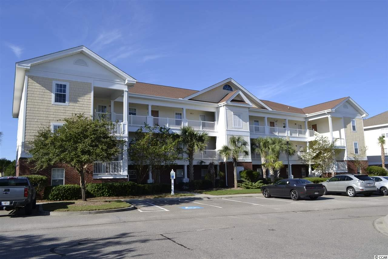 "Turn key, beautiful, 2BR/2BA condo fully furnished at The Havens @ Barefoot Resorts. Vaulted ceilings in this top floor unit make it feel open and spacious. Enjoy the nice views of the Norman golf course from the screened balcony. Very quiet, split plan unit in building conveniently located across from the pool. Barefoot Resorts offers a private beach cabana, a 15,000 square foot salt water pool right on the waterway, 4 championship golf courses, 4 onsite restaurants, and a marina. HOA fees include insurance on the building, basic cable, water, internet, maintenance on the building, landscaping, and phone service. This is a ""must see"" condo in one of North Myrtle Beach's most popular communities."