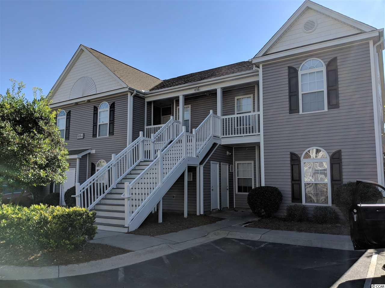 This wonderful 3 bedroom 2 bath condo is located in the private gated neighborhood Pawleys Pavilion. It's just a short ride to fabulous dinning, shopping and the beach. Unit is on the first floor and has recently been updated. Nice stainless steel appliances, new subway tile backsplash in kitchen, new breakfast nook pendent light and new ceiling fan in the living room. Plus a fresh new coat of light gray paint throughout. This unit is move in ready.