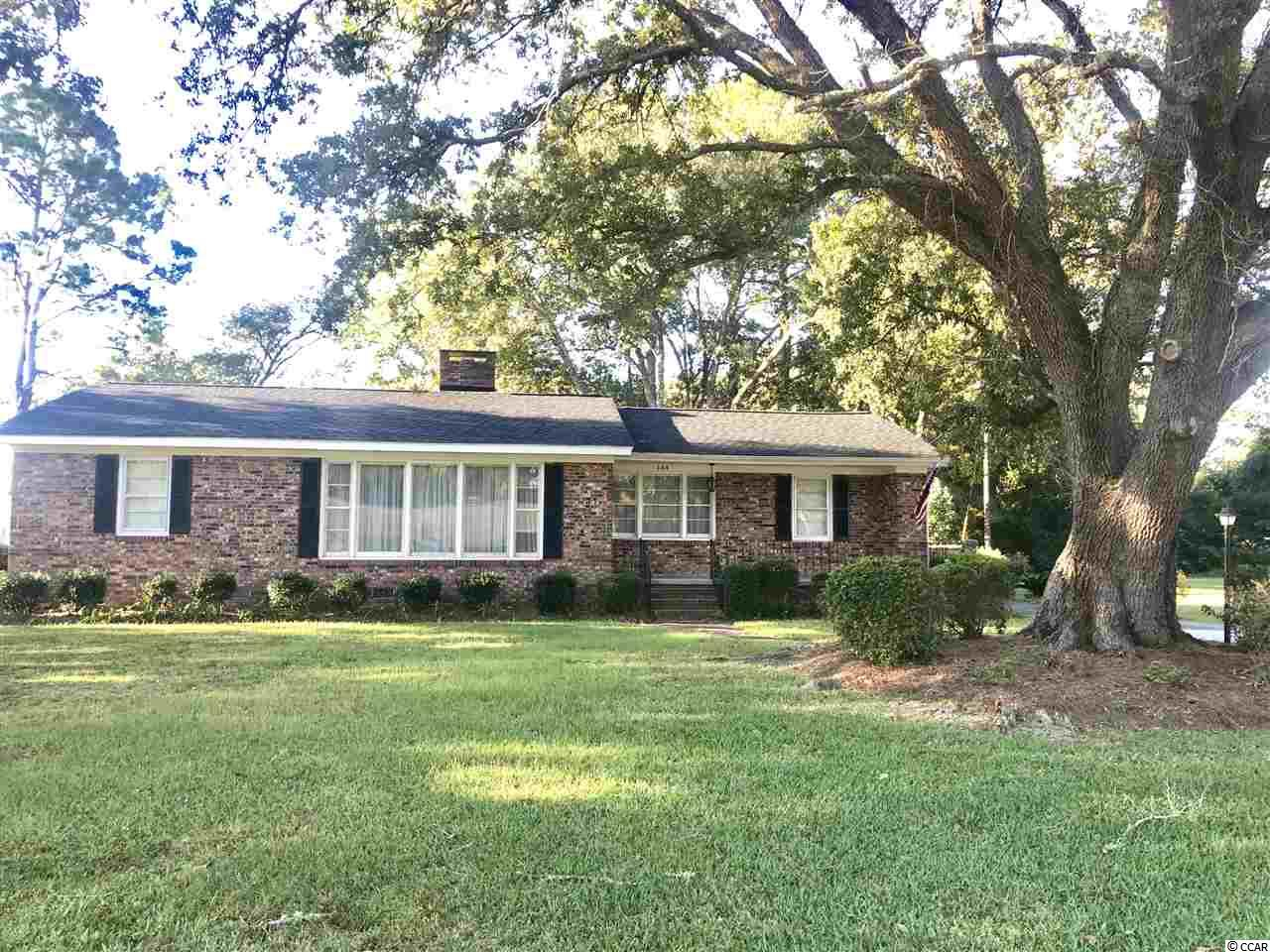 Large brick home with all the living space that anyone could want. This home has been well maintained.