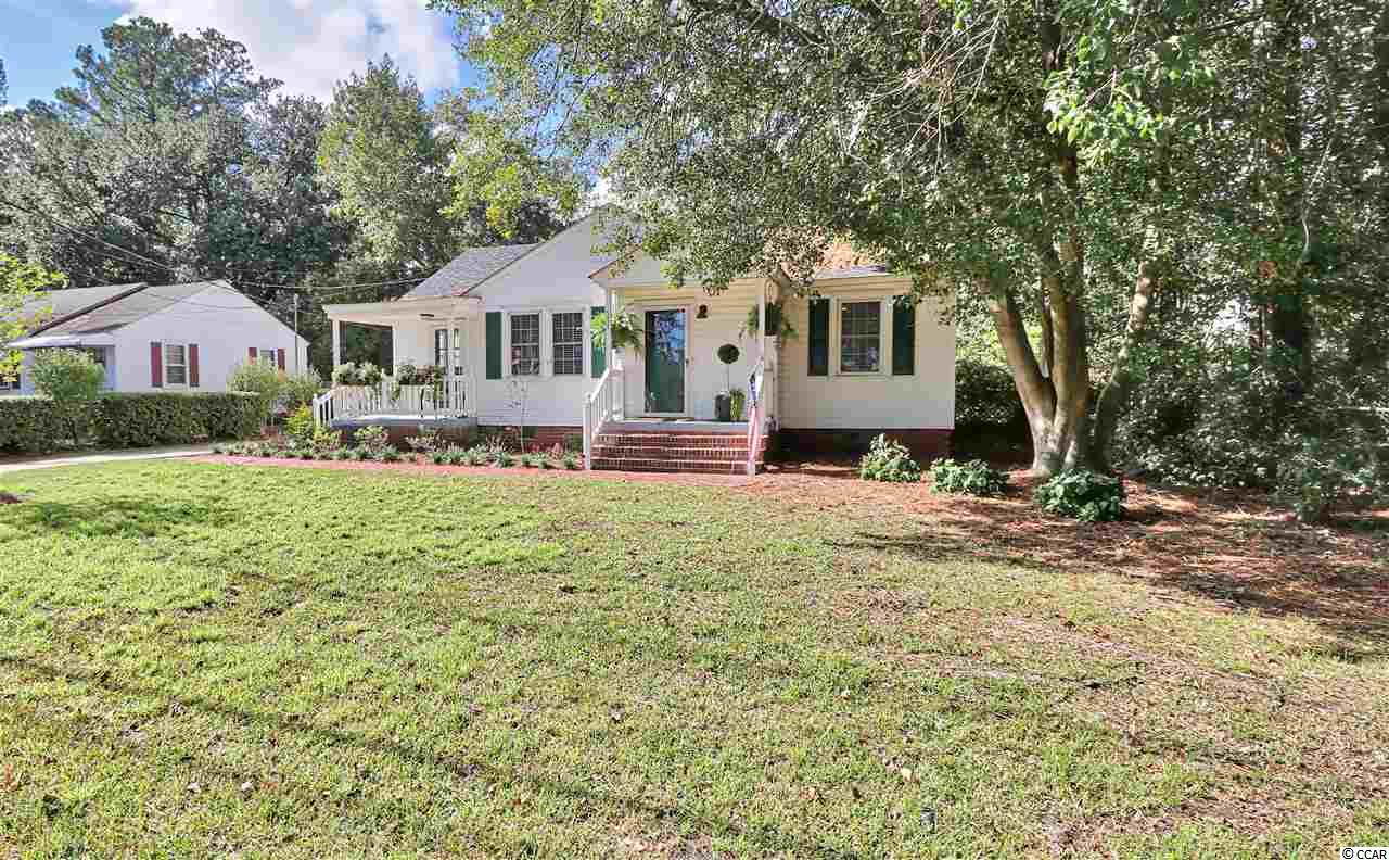 Wonderful newly updated 2 bedroom, 2 bath home with nice yard in great Georgetown location. Easy access to downtown, 17, 701. 15 minutes from beaches. Roof and HVAC new in 2017, new kitchen, new stainless appliances, new breakfast bar, wood and tile floors, new bathrooms. Don't miss this one !