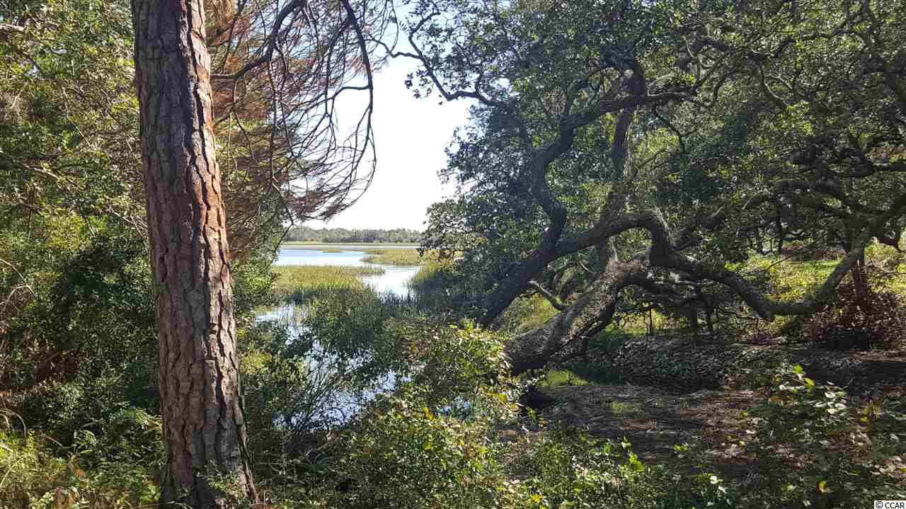 Offering two lots located on a slough which opens directly into the intercoastal waterway. Originally a part of Twin Lakes Development. Super convenient to the Sunset Beach Island bridge. One can easily walk to Bill's Seafood, Crabby Oddwaters and Twin Lakes restaurants, as well as the city park at the bridge.
