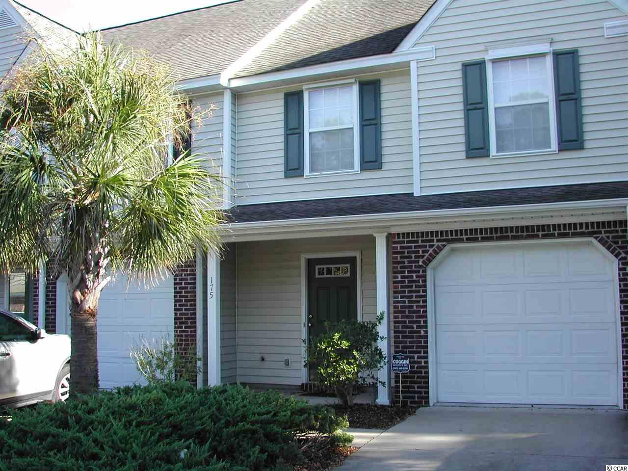 2 bedroom, 2 1/2 bath, on the lake, great location, all appliances, and storm shutters, screened porch, community pool, new hot water heater, HOA takes care of exterior , centrally located, to shops, beach,  dinning, and golf courses,needs a little TLC ( carpet & paint)....priced to sell