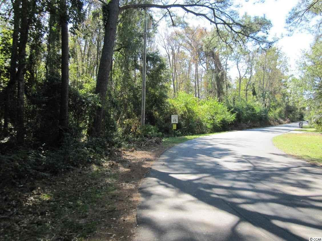 Rare offering for this huge, 2.67 acre corner lot in the famous Long Bay Estates oceanfront neighborhood of Myrtle Beach! Property borders and has water views of lake that flows throughout the development. This lot is just a short walk to the beach on a lovely, quiet street. Adjacent to the Myrtle Beach State Park and only 3 miles to the center of the Market Common shopping district! Build your dream estate, a classy beach house, duplex or acquire and hold this prime piece of vacant land for as long as you desire. Look up and down the Grand Strand and you will quickly find this is one of the best opportunities of its kind available! Rear lot line is adjacent to lake (within 10 feet in some places) and has views of lake. Long Bay Estates has two ocean front lots for beach and private parking for use exclusively by home owners who pay a nominal annual fee to join the voluntary HOA. Measurements are approximate and not guaranteed. Buyer is responsible for verification.