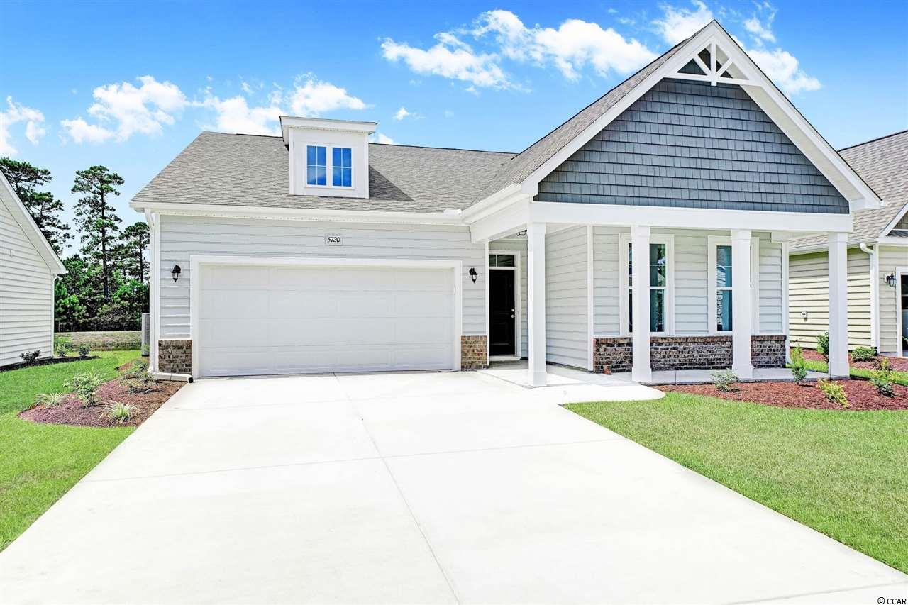 "Need a quick move-in?  Crazy 8's Incentive available for limited buyers!!   Selling out fast!!!  This brand new Belair Inventory Home is READY NOW.  It is beautifully laid out as a 2bed 2bath plus Office.  Come in through the large open foyer and to one side you have bedroom bathroom walk further and you have study with French Doors plus across from your Mudroom with Drop Zone, which is located right off the Garage / Laundry Area.  This beautiful home comes with a Fireplace.  The spacious Kitchen opens to the great room with large Island Bar with overhang for seating with enormous Walk-in Pantry.  Off the kitchen is Casual Dining Room to the back of the home.  Huge Master Walk-in Closet & Zero Entry ""Grand Master Tile Shower"".  All of this plus a nice size Rear Covered Porch offering privacy directly in the middle of home.  This home literally has it all!!!  As for Included Features, here are just a few: Granite kitchen counter tops, Staggered height Kitchen Cabinets with Crown, Stainless Steel Appliances,  Brushed nickel lighting package, Ceiling fans in great room and master, Raised Height Bathroom Vanities, Ceramic tile in Laundry & baths, Laminate in Entry Foyer with crown molding & 2-piece Chair rail molding.  Also, Laminate in Study/Office, Kitchen/Dining & Family Room, 9' smooth ceilings on first floor, Molding package, garage door opener, 2x6 Exterior Walls, Beaded Vinyl Exterior, Trane 16 Seer High Efficiency HVAC, Gutters around entire home, 2 rear flood lights, fully landscaped yard with sod and irrigation system, and the list goes on! As a Brookberry resident you have full access to The Farms 2 resort-style pools, clubhouse, fitness center, basketball court, and a playground. All this plus access to the Atlantica beach club."