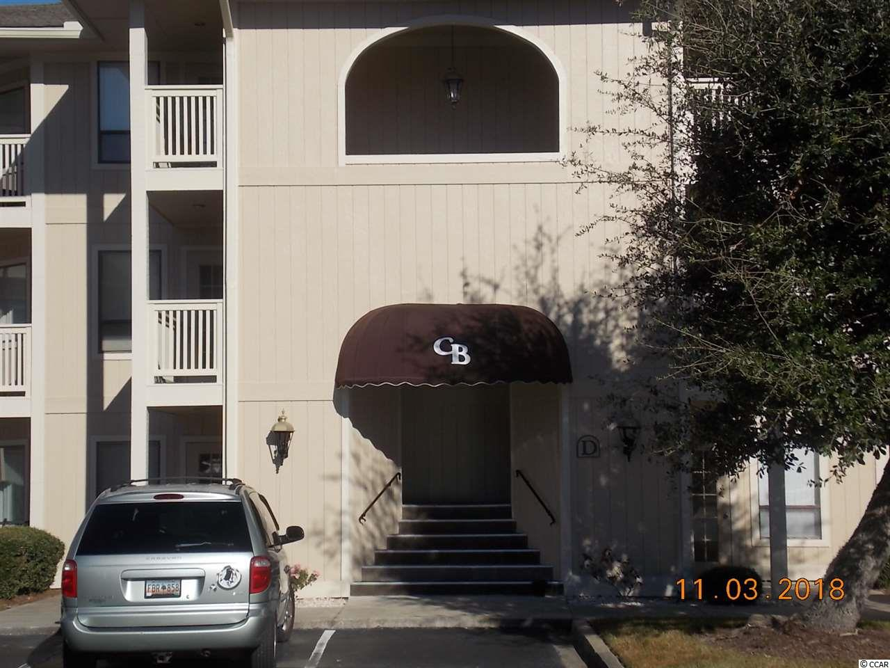 Spacious OPEN END CONDO UNIT with 2 Bedrooms, 2 Full Baths, 3 Balconies New Refrigerator, Microwave, Stove, Like new carpet thru out unit. Large Brick Fireplace with mantle, Porch in front and back of unit (off bedroom) over looking a pond. On second Floor with easy gradual stairs to get furniture in. Community Pool and tennis court. Closes to Restaurants, shopping, golf courses, 5 minutes to beach and CVS is a crossed the street. Close to the border of NC. GREAT UNIT FOR A SECOND HOME, INVESTMENT, & HOME.