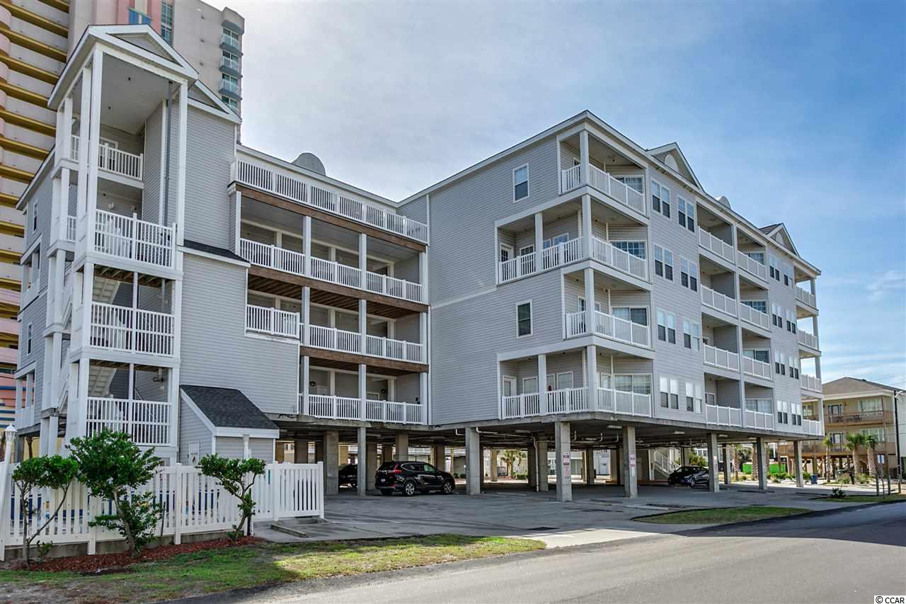 You have to check out this one of a kind, 6 bedroom, 2 story condo in Cherry Grove.  Unit is in great condition and has tons of rental potential.  Situated in a prime location, just across the street from the ocean and from the Cherry Grove Fishing Pier.  This condo features 6 spacious bedroom and 4 full baths along with plenty of dining and living area.  The eat in kitchen has granite countertops and a newer stainless refrigerator.  It is sold fully furnished and is ready for the spring and summer rental season.  Pier Watch has a pool and is just across the street from the ocean with a public beach walkway.  Come check this one out today.