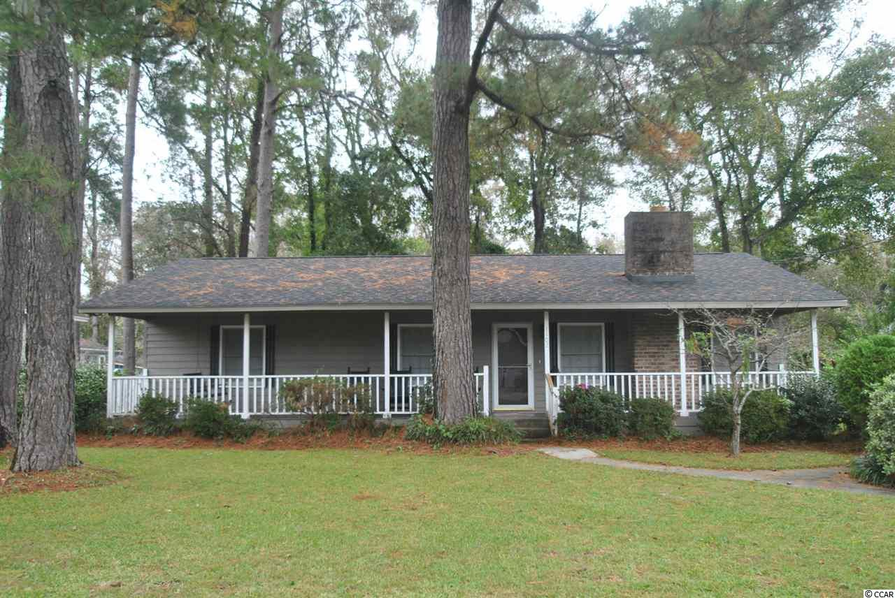 This is a very nice 3 bedroom 2 bath home that is close to the ocean, and all that the Grand Strand has to offer. Pinewood Acres is a well established residential neighborhood in the heart of North Myrtle Beach. Full size lot has a great back yard with plenty of room for pool. Asking price leaves plenty of room for improvements and updating.