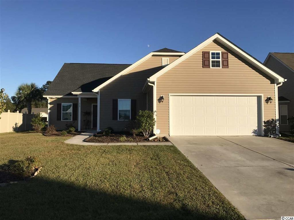 HUGE HOME BUILT IN 2014 IN NORTH VILLAGE in LITTLE RIVER!!! 3 BEDROOMS, 2 BATHS WITH 2 CAR GARAGE....HAS A BONUS ROOM UPSTAIRS WHICH COULD BE 4TH BEDROOM!!!...GRANITE COUNTERTOPS IN KITCHEN AND WOOD FLOORING THROUGHOUT 1ST FLOOR.....BANK'S LOSS IS YOUR GAIN IN THIS PRE-FORECLOSURE....MAKE AN OFFER TODAY!!!
