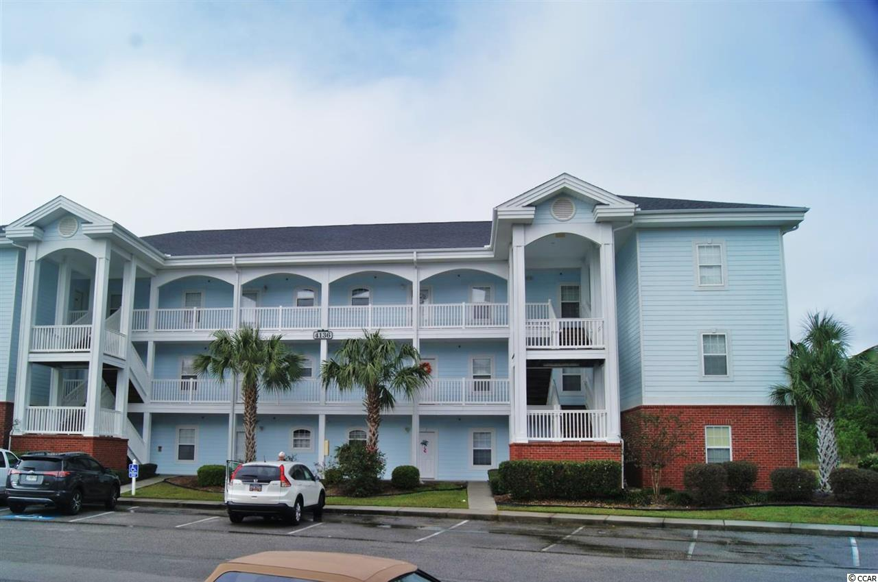 Lake/Pond View,End Unit Condo in The Gardens at Cypress Bay : Little River South Carolina