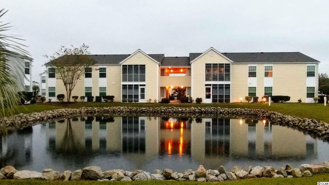 End Unit,Lake/Pond View Condo in SOUTH BAY LAKES : Myrtle Beach South Carolina