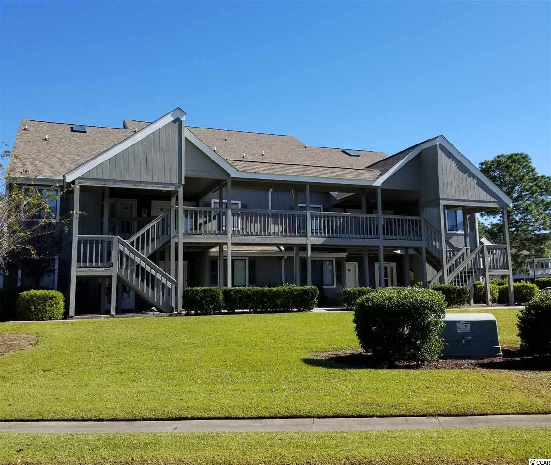 2 Bedroom, 2 bath, End Unit, Ground Floor with private Screened porch in Golf Colony- Auburn Lane section in Deerfield Plantation- Surfside Beach (outside City limits). New Refrigerator, New Washer/Dryer. Upgraded Lighting and Fan with remote. Porch has peaceful views of the beautiful landscaping and pool area. Furniture negotiable. Condo has a Month-To-Month tenant , pays his own utilities. See agent for rent amount. LOW HOA Fee Includes Water, Sewer, Trash Pickup, Pool Service, Landscape/Lawn, Exterior Insurance, Cable TV, Common Maint/Repair, Internet Access.