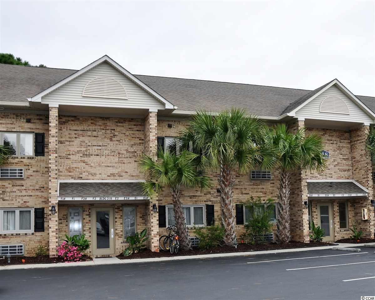 Well maintained furnished beach retreat or permanent residence 1st floor 2 bedroom, 2 bath condo in a very quiet, relaxing resort area of Surfside Beach with a lakeview. This condo boasts of spacious bedrooms and bathrooms with a large breakfast bar and living room area that overlooks the lake with a fountain. Location is another great feature being within 1 mile of the beach, restaurants, water parks, shopping and many more attractions. Priced to sell. Make a showing appointment today!
