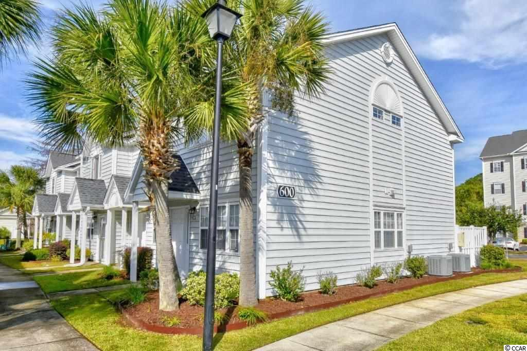 A must see! This 2br/2.5ba townhome in the gated, golf course community Villas @ International Club! This 2 story townhome features 2 bedrooms each w/ their own full bath on the 2nd floor, 1/2 bath, kitchen, dining, living rooms on 1st floor, washer/dryer, and private patio. The Villas at International Club features a gated entrance, beautiful landscaping, and community pool, borders The International Club Golf Course and is located in the quaint Murrells Inlet fishing village and is close to the sandy beach & all of the shopping, dining, entertainment and all that the beach has to offer! Don't Miss!