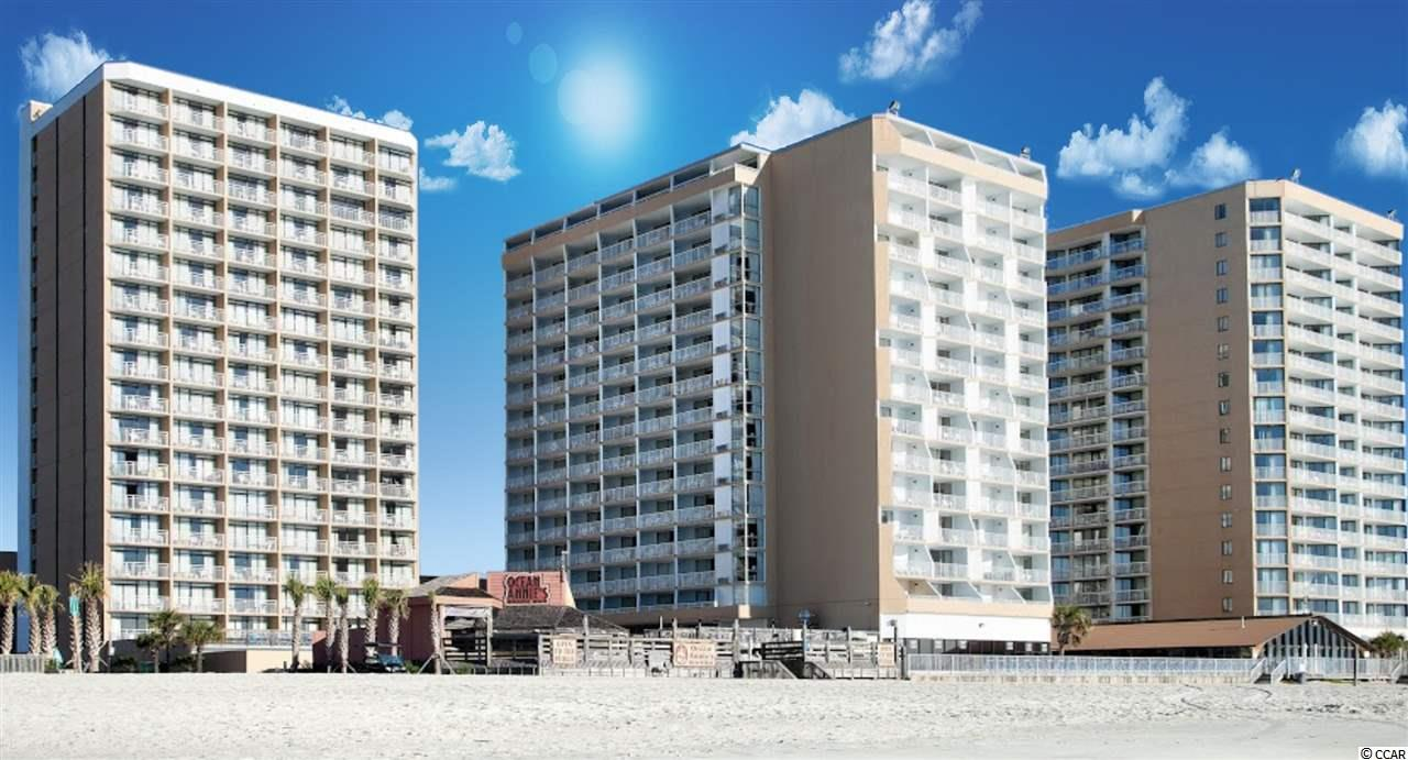 Great time to own a property in the popular Sands Ocean Club. Oceanview condo with private balcony centrally located between Myrtle and North Myrtle Beach. Sands Ocean Club amenities are unmatched and include the famous Ocean Annie's Beach Bar, Sandals Lounge, Atlantis Spa, indoor and outdoor pools, lazy river, whirlpool, fitness room, covered parking, laundry facilities, convenience store, gift shop, conference facilities and Window's Oceanfront Restaurant.