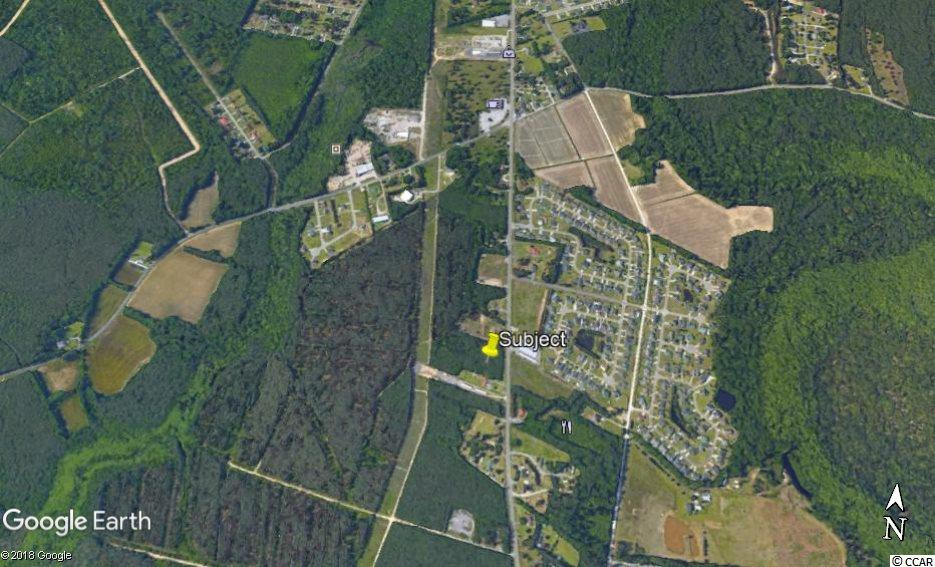 Property is Zoned Commercial RE-4