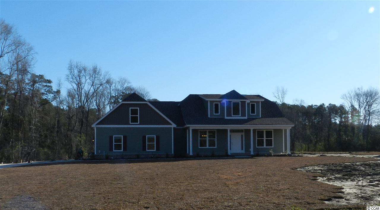 New construction, this home is to be built! This beautiful five bedroom, three full bath custom home can be built on any of our large lots, minutes from downtown Conway! Fantastic open floor plan with a large breakfast bar, staggered-height birch cabinetry and stainless appliances in the open kitchen. The private master retreat is tucked away and features an over-sized walk-in shower, two walk-in closets, and a linen closet. Two generously sized guest bedrooms on the first floor with a bath, and two located upstairs with a bonus room between them, and another full bath. Photos are of a completed, similar home in another neighborhood and may have different features.